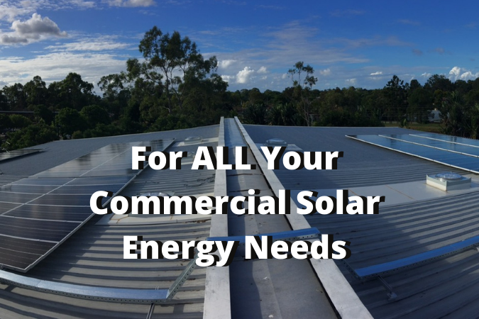 commercial solar gold coast